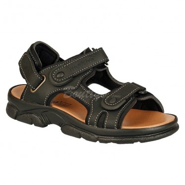 MAN MORXIVA SANDALS SEV7009 BLACK