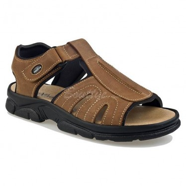 MAN MORXIVA SANDALS SEV7017 LEATHER