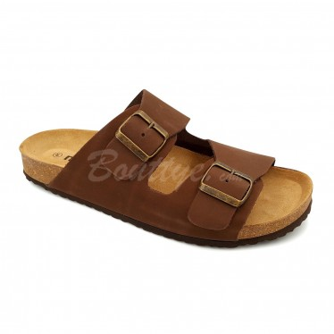 MAN MORXIVA SANDALS SEV8020 BROWN
