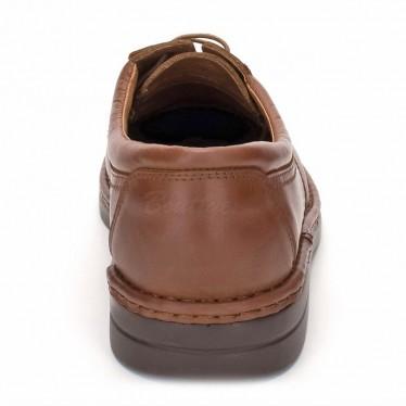 Zapatos Derby Hombre Piel 6050 Cuero, de Comodo Sport