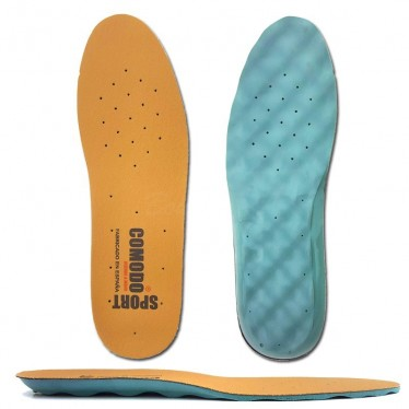 Comodo Sport Anatomic Leather Insoles