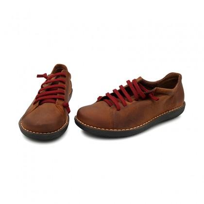 Deportivas Mujer Piel 200 Cuero, de Boleta Shoes