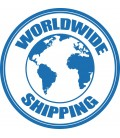 Shipping cost for Europe changes