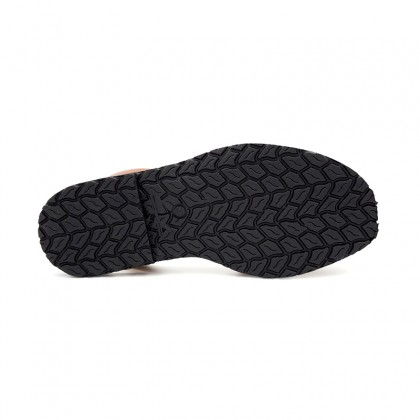Woman Leather Basic Menorcan Sandals 201-S Leather, by C. Ortuño