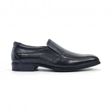 Zapatos Hombre Piel Napa Tipo Mocasín 1140 Negro, de Urban Jungles