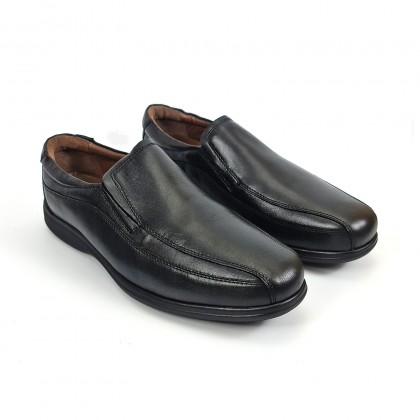 Zapatos Hombre Piel Napa Tipo Mocasín 1152 Negro, de Urban Jungles