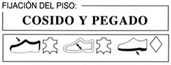 Composición zapato Cómodo Sport