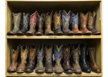 Botas cowboy: Muestra tu espíritu aventurero